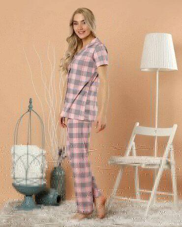 Удобный костюм для сна или домаТурцияКачество Размер 46. 48Цена 1500с