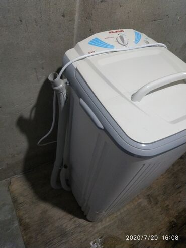 bmw 8 серия 850ci mt - Azərbaycan: Vertical Yarımavtomat Washing Machine 8 kq