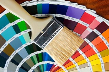 Покраска водоэмульсионной краской в Кара-Балта