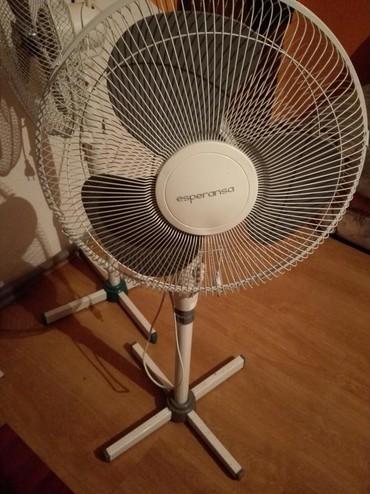 Ventilator kupljen prosle godine ispravan,ne koristim ga imam klimu pa - Trstenik
