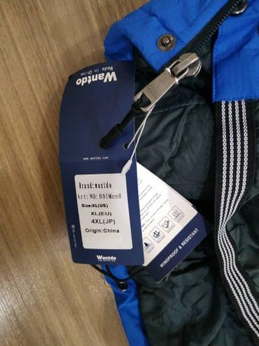 Продаю новую лыжную куртку, в связи с в Бишкек