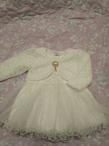платье для мамы и дочки на годик в Кыргызстан: Б/у. На годик. 200с
