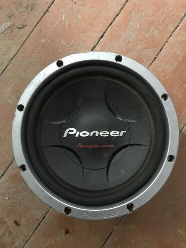pioneer 6050 в Кыргызстан: Сабвуфер Pioneer TS-W307F