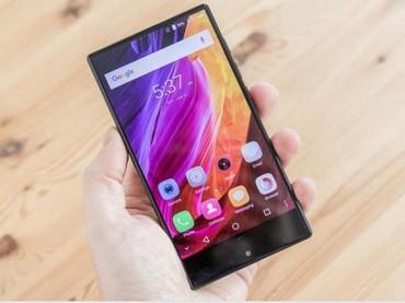 Bakı şəhərində Təcili! Telefon Vkworld Mix plus 2018, 3-ram, 32-yaddaş, android-7,