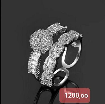 Personalni proizvodi - Srbija: Prsten,posrebren