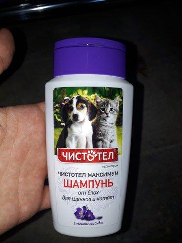 Bakı şəhərində It ve pisikler ucun antibakterial shampunlar Catdirilma movcuddur.