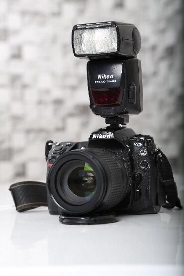 nikon sb 700 в Кыргызстан: NIKON D300s Состояние хорошее. В комплекте фотоаппарат, с объективом