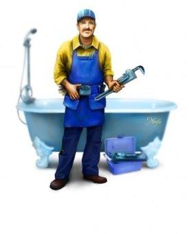 ремонт-двигателей-любой-сложности в Кыргызстан: Сантех-услуги любой сложности. отопление, водопровод, канализация