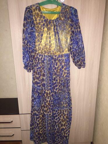 Личные вещи - Кант: Шифоновое платье в отличном состоянии размер 46