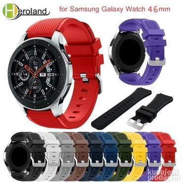 Huawei gx8 - Srbija: Narukvice za Galaxy Watch 46 Huawei GT2 S3 Frontier      Kontakt