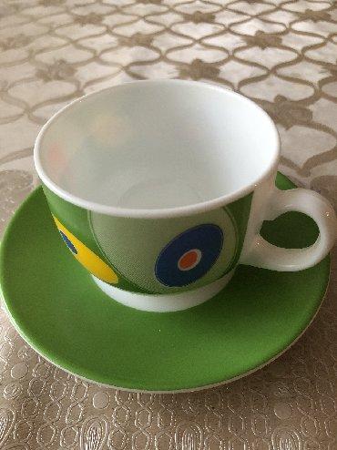 luminarc наборы посуды в Азербайджан: Luminarc /6ededli çay dəsti/ 10 il bundan önce alınıb. Bir defe de ist