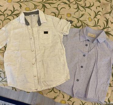 Продаю рубашки и футболки на мальчиков 4-5 лет . Качество цена очень