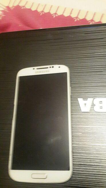 samsung s4 al - Azərbaycan: İşlənmiş Samsung Galaxy S4 1 GB ağ