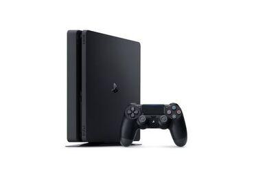 PlayStation 4 1TB . 2aydi islenir. az islenib. Komsolun icinde