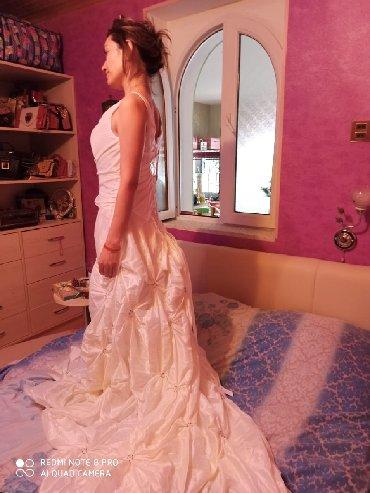 Qelinlik teze razmer S. Платье для невесты новое размер С