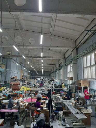 Услуги швейного цеха - Кыргызстан: Приглашаем швей универсалов на работу на нашем швейном производстве.Мы