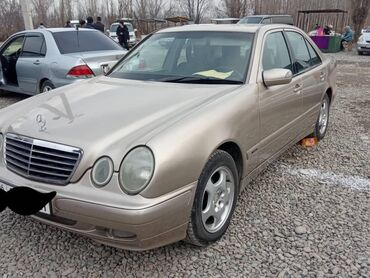 Mercedes-Benz в Гульча: Mercedes-Benz E-класс AMG 2.4 л. 2000 | 1 км
