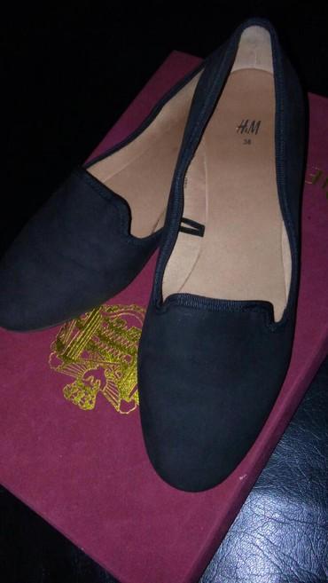 женские ботинки на тракторной подошве в Азербайджан: H&M 37 размер.В хорошем состоянии,под замшу