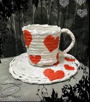 Šolja za dan zaljubljenih ili 8.mart - Krusevac