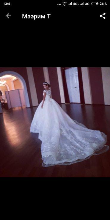 Свадебное платье в Кара-Балта
