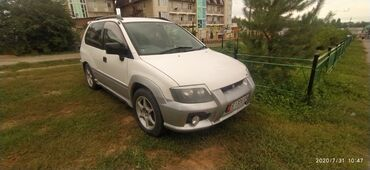Mitsubishi - Кыргызстан: Mitsubishi RVR 2.4 л. 1999   320000 км
