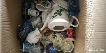 Кухонные принадлежности в Токмак: Посуда. Разная,в хорошем качестве. Стаканы гранёные советские. и.т. д