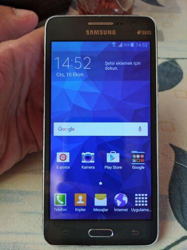 İşlənmiş Samsung Galaxy Core 2 4 GB boz
