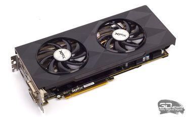 Видеокарта XFX Radeon R9 390X 1050Mhz PCI-E 3.0 8192Mb 6000Mhz 512 bit