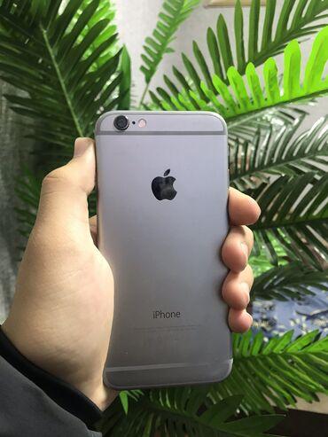 айфон 11 цена в бишкеке в Кыргызстан: Б/У iPhone 6 16 ГБ Серебристый