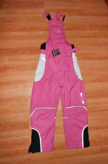 Onell-ski-pantalone-icinecm-besprekornom-su - Srbija: Pantalone- poluskafander ski roze vel.6-7