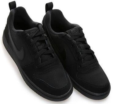 Ženska patike i atletske cipele   Vranje: NIKE PLITKE PATIKE COURT BOROUGH LOW VF (GS)Moderne i jedinstvene