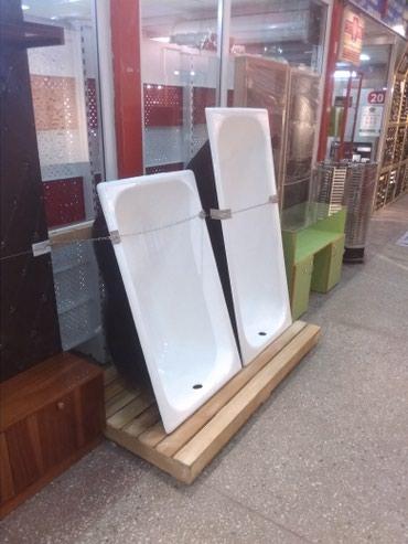 Продаю две чугунные ванны в идеальном в Бишкек