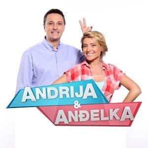 Andrija i Anđelka - CELA serija  ukoliko zelite da narucite, - Boljevac