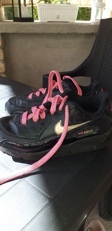 Nike air max patike za devojcice 31.5br ocuvane