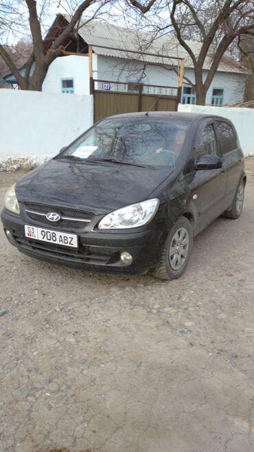 автомобиль hyundai getz в Кыргызстан: Hyundai Getz 1.6 л. 2006