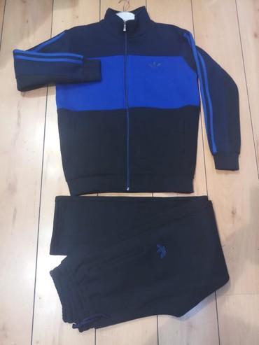 Мужская одежда в Кок-Ой: Утеплённые спортивные костюмы