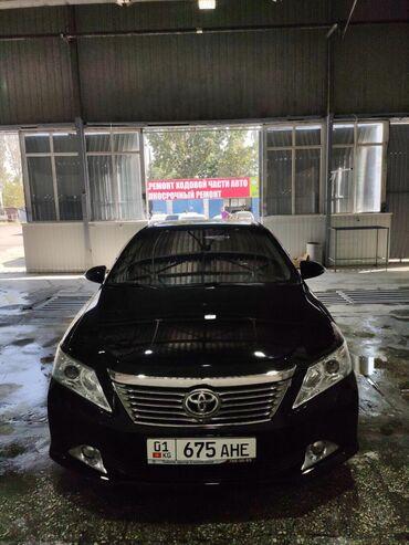 Автомобили в Бишкек: Toyota Camry 2.5 л. 2020 | 160000 км