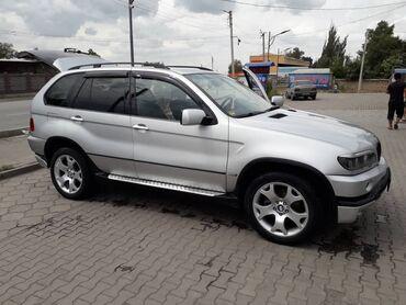 BMW X5 3 л. 2002