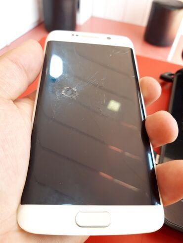 s 6 edge - Azərbaycan: S6 edge EKRANI. !! sadece ekran satılır işlenmeyınde problem yoxdu