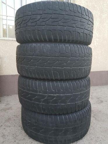 Продаю комплект шин 285/55/R18 Pirelli Scorpion Zero в хорошем