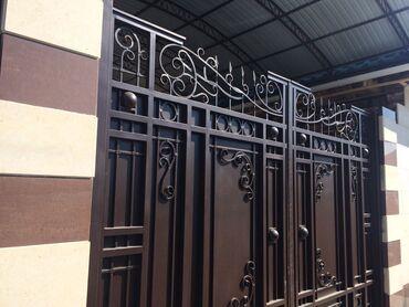 механизмы для ворот в Кыргызстан: Автоматические ворота откатные распашные секционные. Откатные