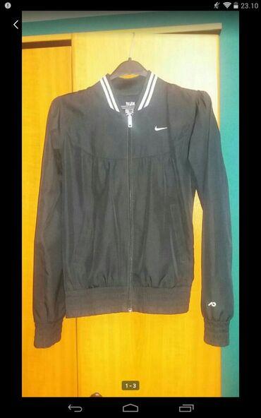 Personalni proizvodi | Obrenovac: Original gornji deo trenerke Nike, kao nov veličina XS skupo plaćen