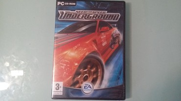 Need for speed 1&2 για pc (10€ και τα δύο) σε Αθήνα