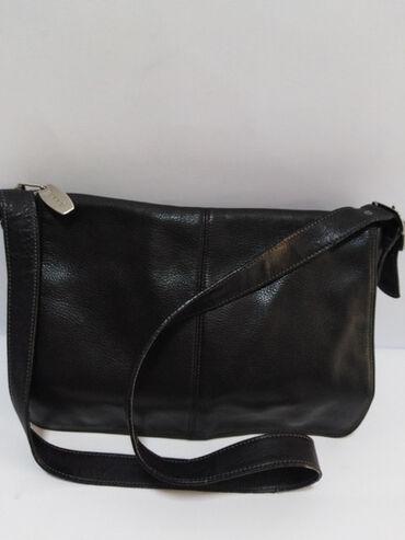 Tignannelo ITALY velika kožna torba,prelep model,prirodna fina mekana