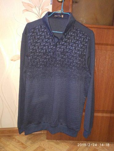 Продам мужской батник-поло-рубашку. Новый. размер XL,но маломерит. в Бишкек