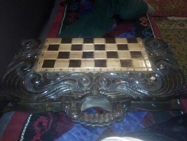Шахматы - Бишкек: Шахматы