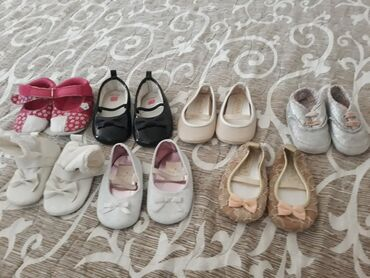 Bunde - Srbija: Baletankice i patikice za bebe od 3 meseci do 16 sve ocuvano