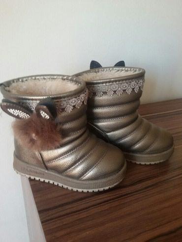 сапожки размер в Кыргызстан: Зимние сапожки в хорошем состоянии размер 24