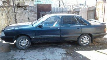 ауди 100 переходка в хорошем состоянии мотор не дымит. масло не расход в Бишкек