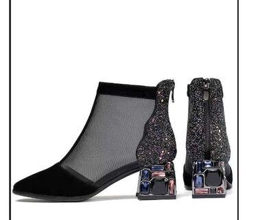 Новые ботиночки ( деми), размер 36.5-37